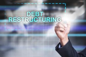 Picture of debt restructure