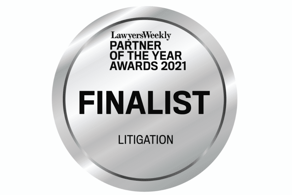 Trevor Withane established as one of the best litigation lawyers in Australia